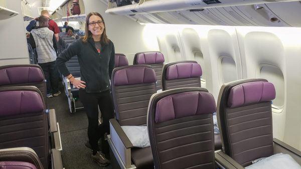 United Premium Plus Seating