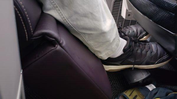 Footrest on Premium Plus