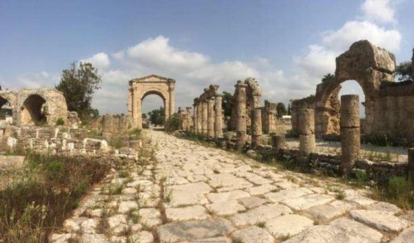 Triumphal Arch, Lebanon