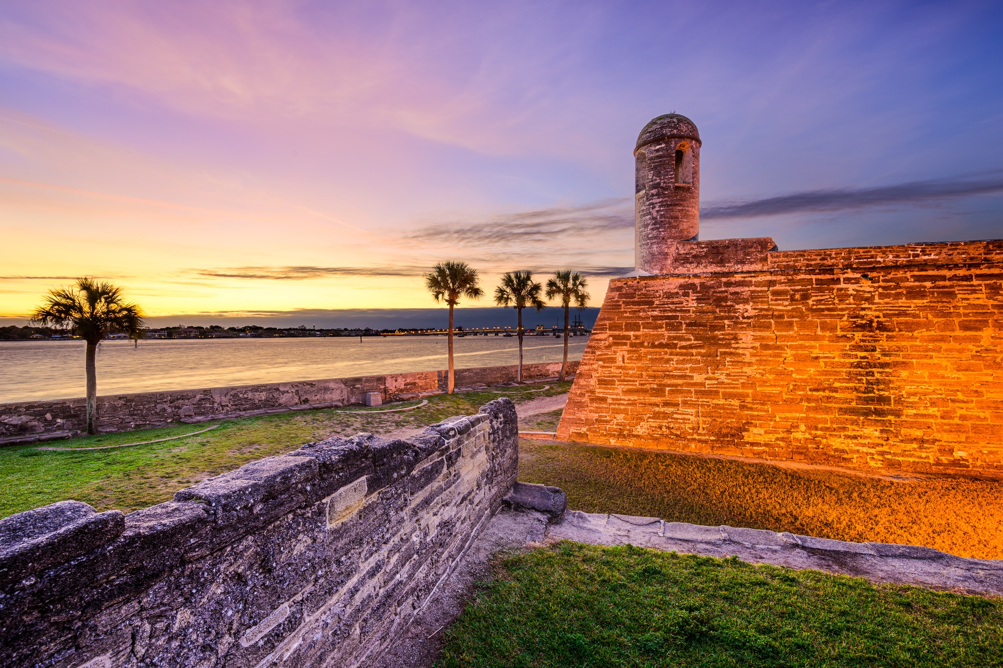 St Augustine Florida Forts