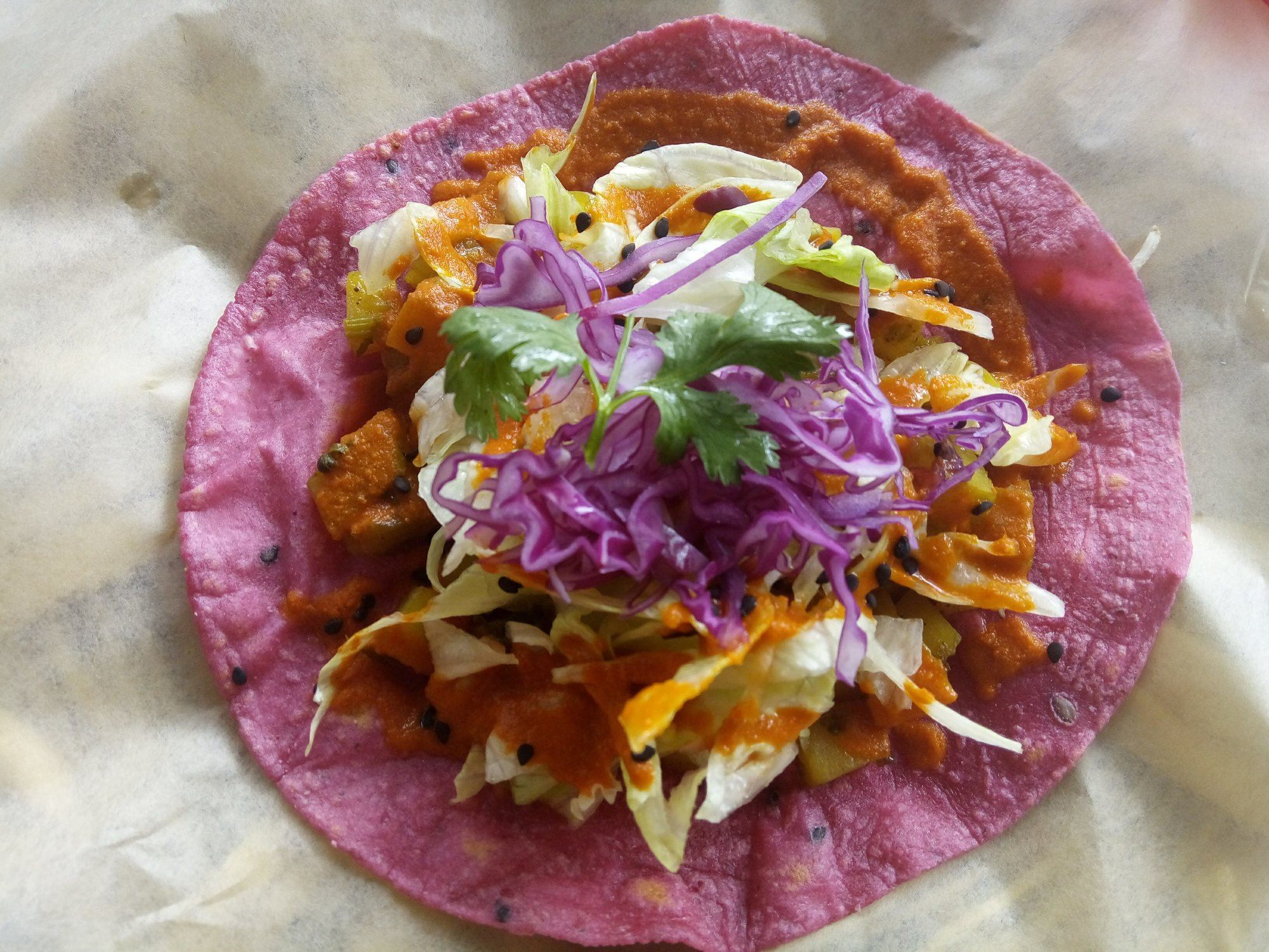 Vegan Mexican Tacos