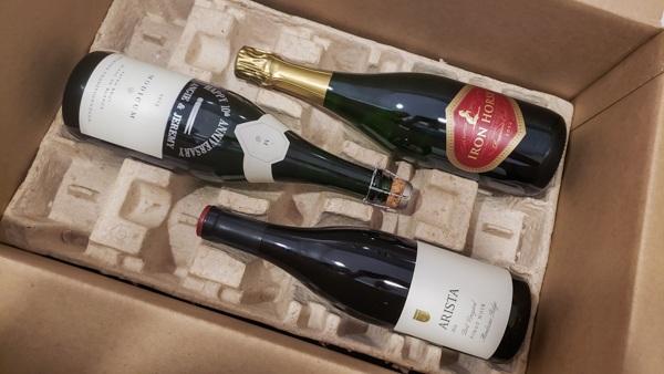 Wine Shipper Option
