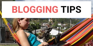Learn all of our travel blogging tips and tricks