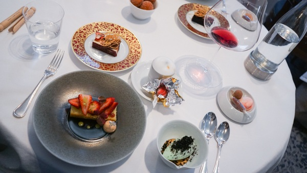 Dessert Course