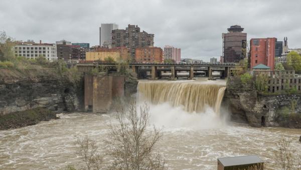 High Falls Rochester