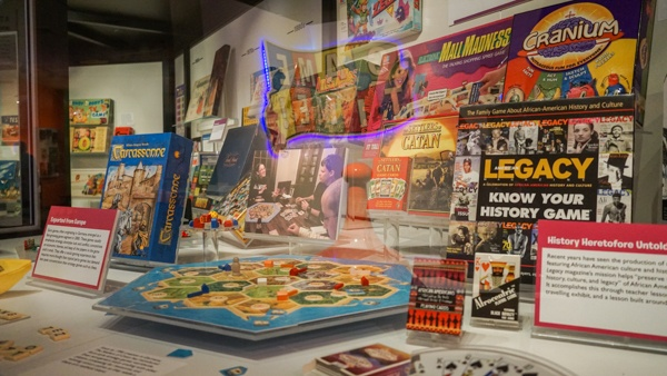 Modern Games at the Strong Museum