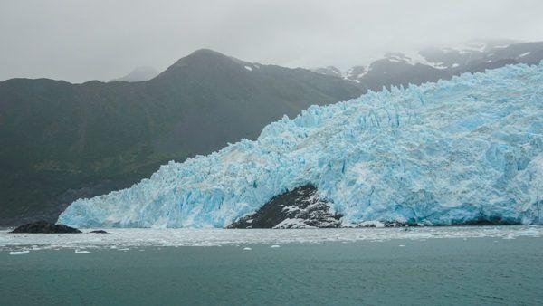 Glaciers at Kenai Fjords National Park