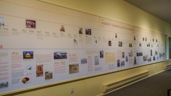 Harriet Tubman House Museum