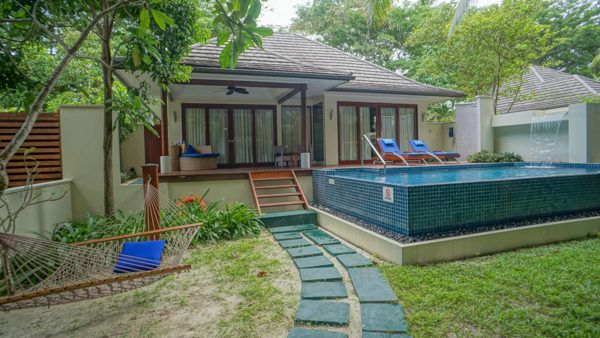 Hilton Labriz Garden Suite with Pool