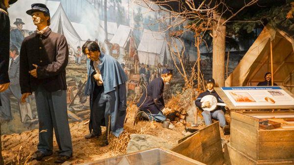 Civil War Camp Conditions at the Civil War Medicine Museum