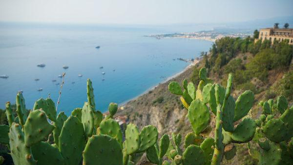 Taormina, Sicily- Great stop for Driving in Sicily