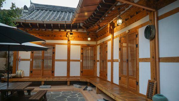 Jeonju Hanok House