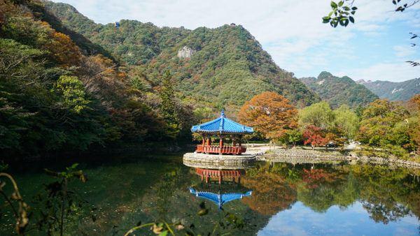Naejangsan National Park Pagoda
