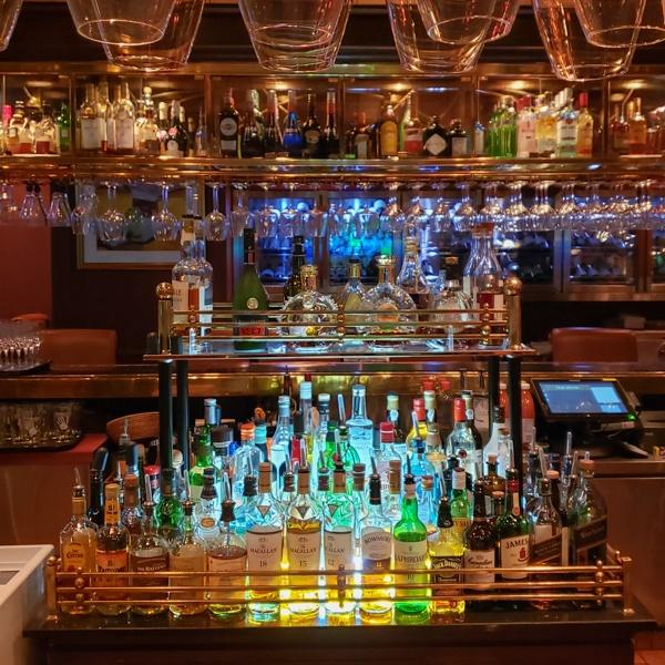 Bar at the Hilton Seoul