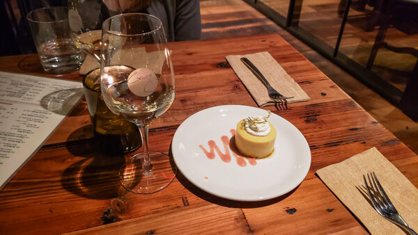 Riesling and Dessert Pairing at Wine Bar George