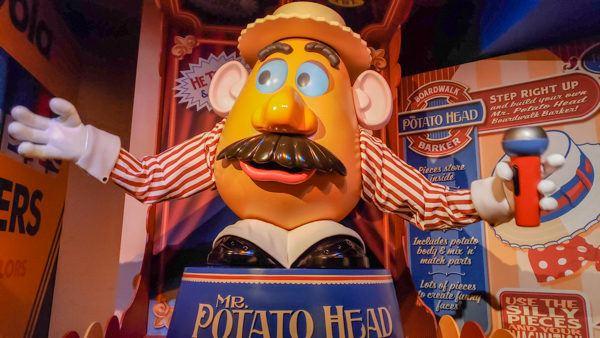 Toy Story Mania at Hollywood Studios