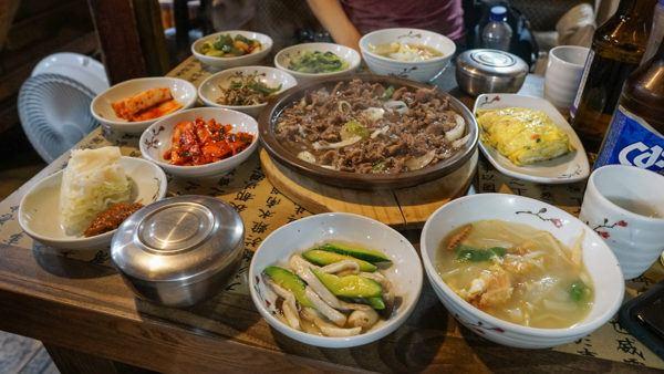Bulgogi in Seoul