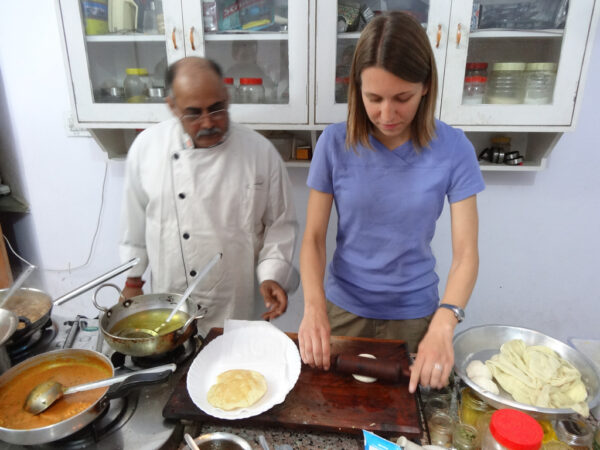 Indian Cooking Class