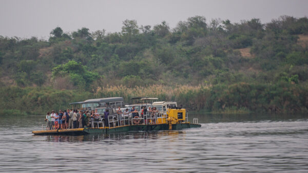 Ferry Crossing on the Nile