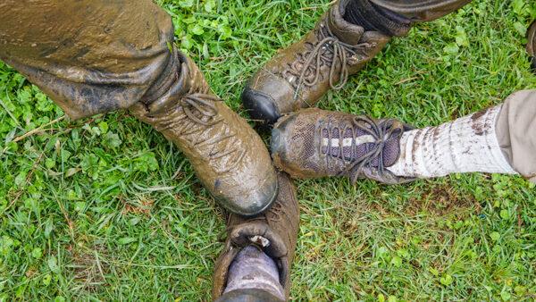 Post Hike at Bwindi
