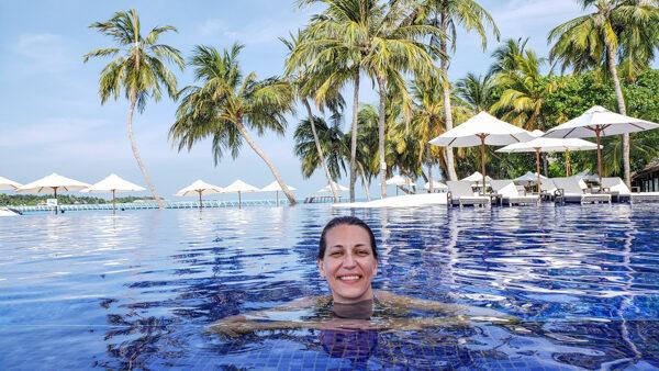 Conrad Rangali Pool