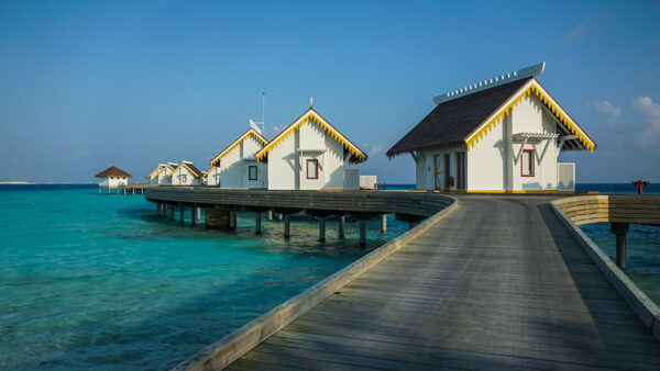 Hilton Maldives Overwater Bungalows