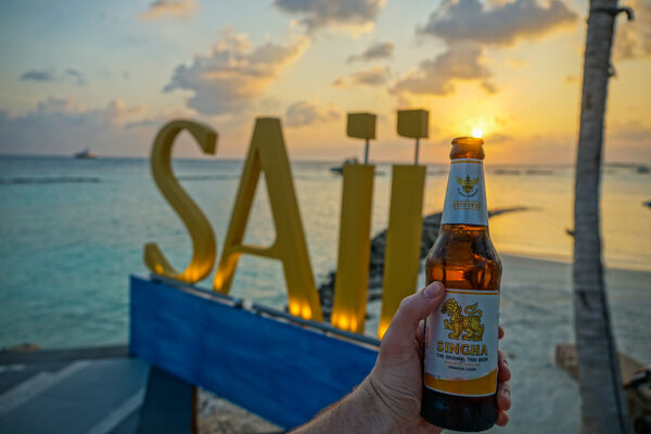 Happy Hour for Diamond Members at SAII Lagoon