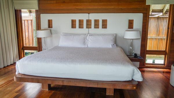 Room 306 at the Conrad Maldives