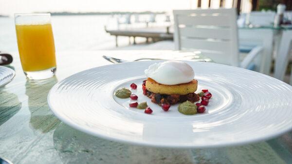 Hilton Honors Breakfast at the Conrad Rangali