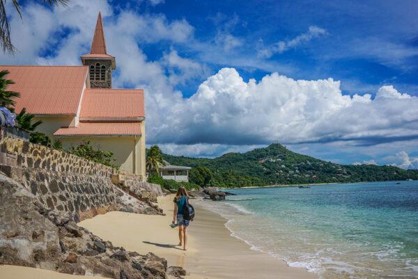 Beautiful Mahe Beaches