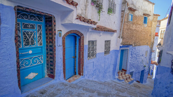 Blue City of Chefchaouen