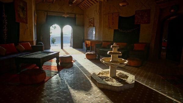 Morning Light in Erg Chebbi