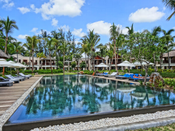 Hilton Mauritius Pool