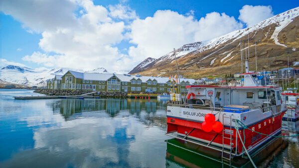 Idyllic Iceland Vista