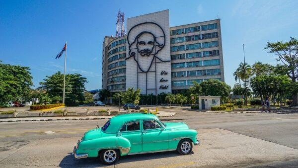 Che Memorial in Cuba