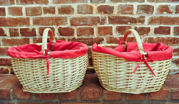 Two Baskets are Good