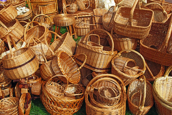 Many baskets are better