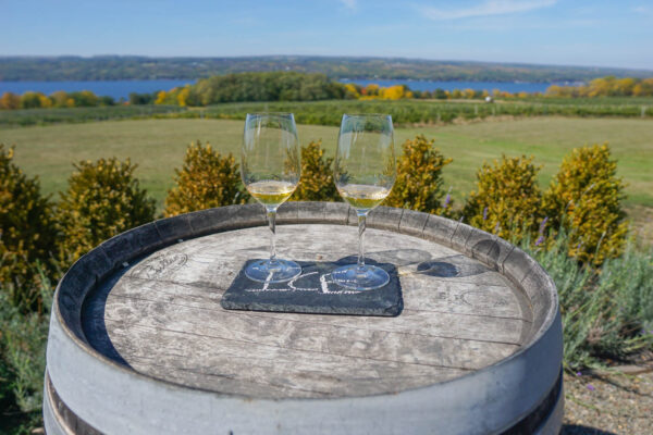 Standing Stone Winery in the Finger Lakes