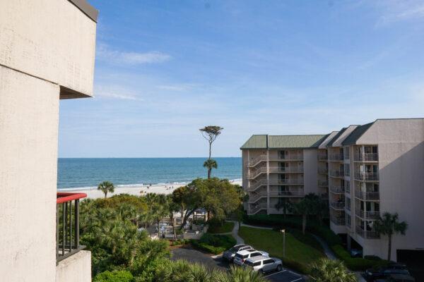 Partial Ocean View Room Marriott Hilton Head Resort
