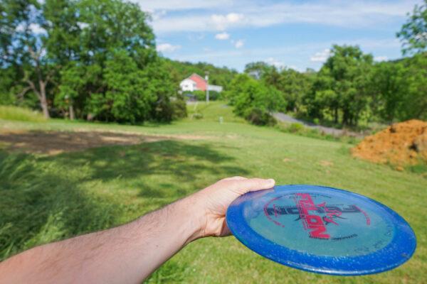 Swover Creek Farms Disc Golf