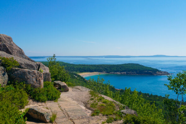 Gorham Mountain is a Gorgeous Hiking Trail at Acadia National Park