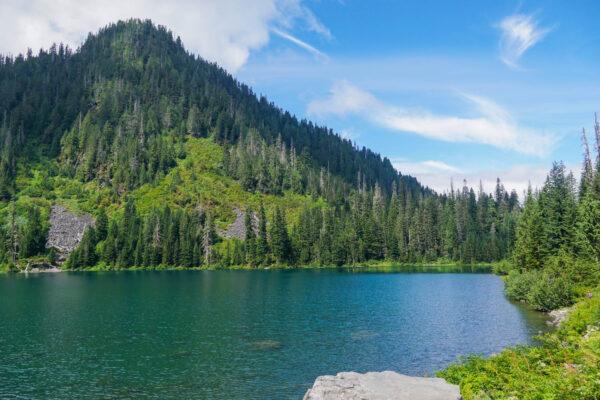 Lake Twentytwo, Washington
